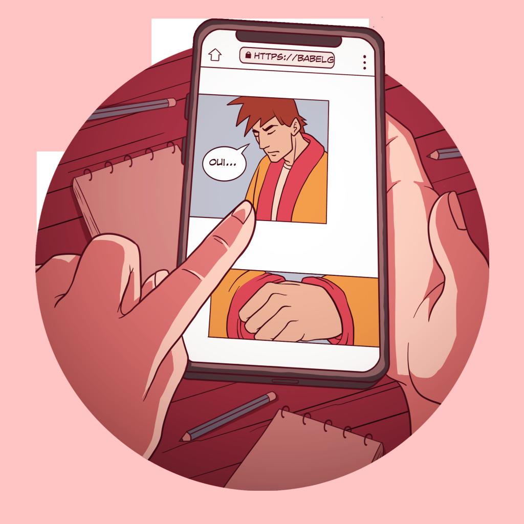 Webtoon : une nouvelle façon de raconter des histoires